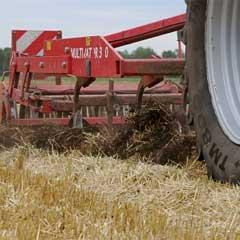 Stoppelbearbeitung – den Boden bereiten für die neue Saat