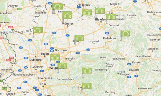 Hoftage in Westfalen-Lippe